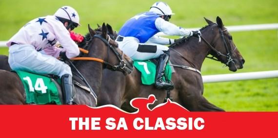 SA Classic - Horse Racing - South Africa - Turffontein