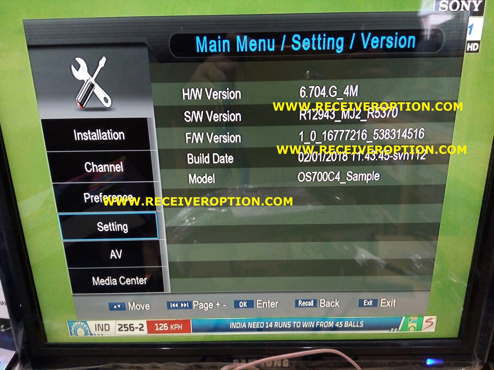 Conax Software For China Receiver