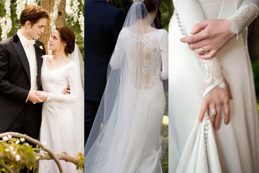Twilight Saga Wedding Dress 54 Fresh Gaun Mbak Bella dan