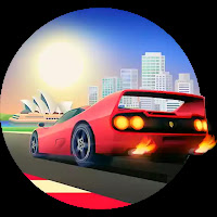 Horizon Chase – World Tour  Mod Apk (Full Version Game Purchased – Cars/Upgrades/Classic Soundtrack/Retro All Unlocked) + Obb