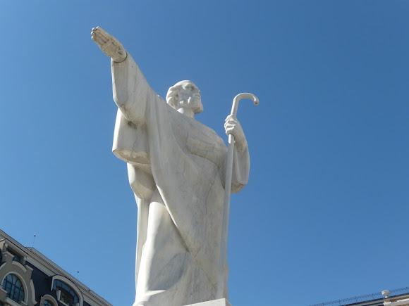 Пам'ятник княгині Ользі, святим Кирилу і Мефодію, апостолу Андрію Первозванному