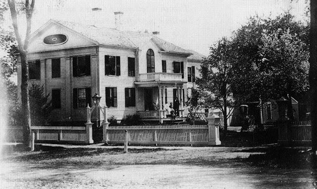 Resultado de imagen de emily dickinson home north pleasant street