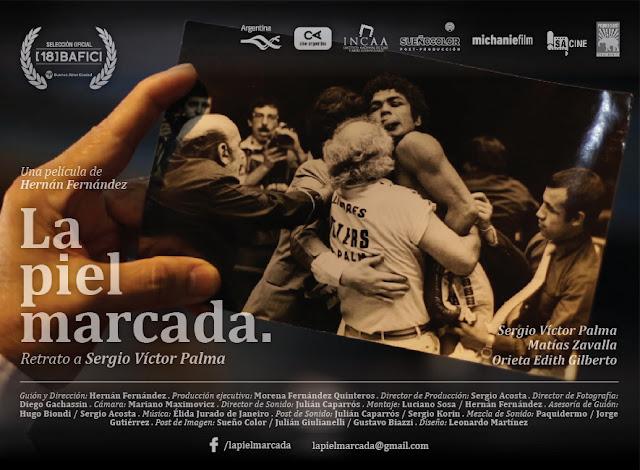 La Piel Marcada (Hernán Fernández) Documental Estreno