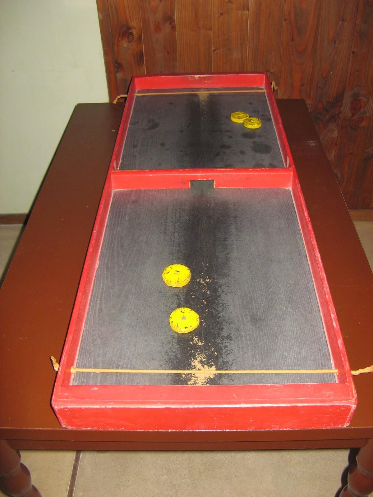 jeu bois élastique long