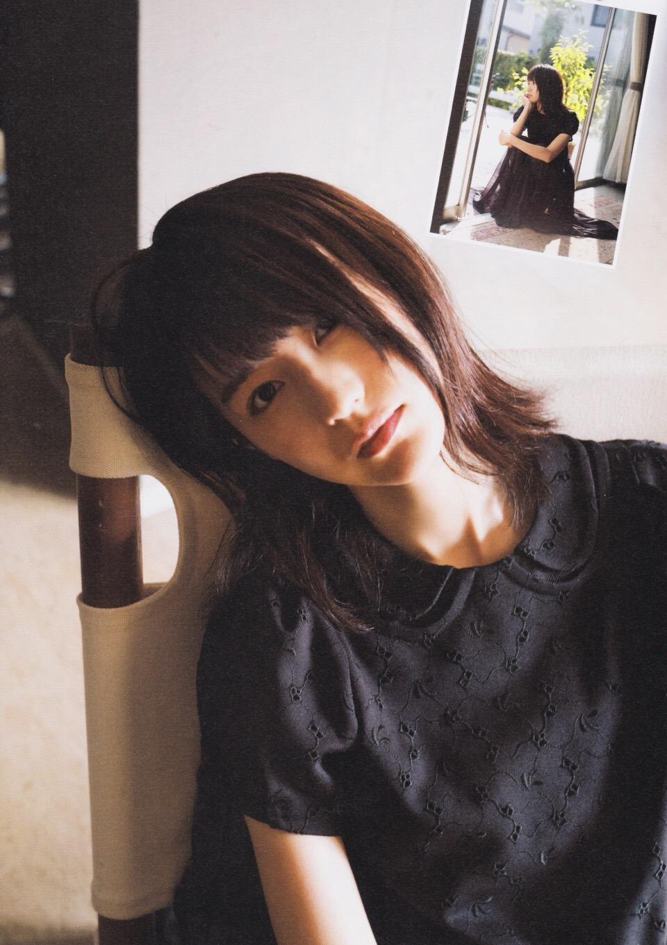 Keyakizaka46, Ex-Taishu 2018 No.04 欅坂46 Special Photobook (EX大衆 2018年4月号)