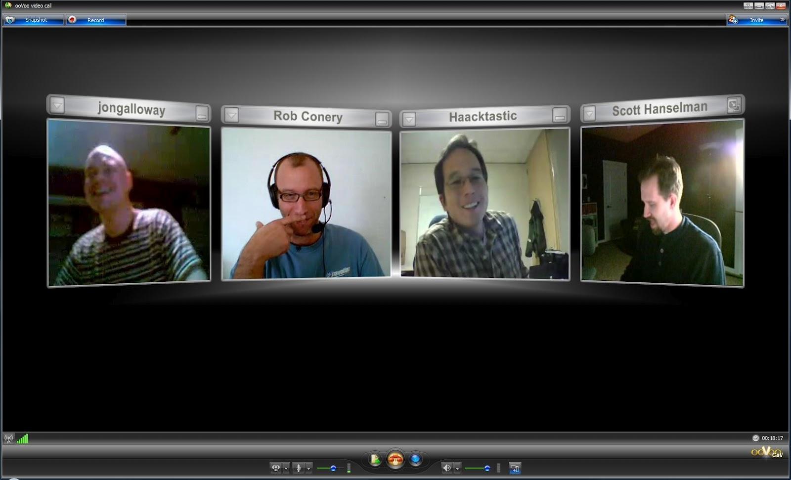 ooVoo 3 5 1 72 برنامج للمحادثة الماسنجر بالصوت والفيديو ~ OpenSource