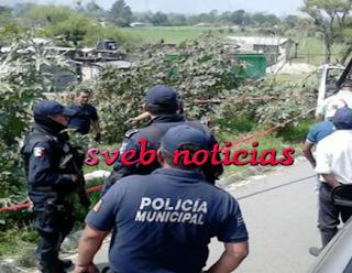 Hallan un ejecutado este Martes en Ciudad Mendoza Veracruz