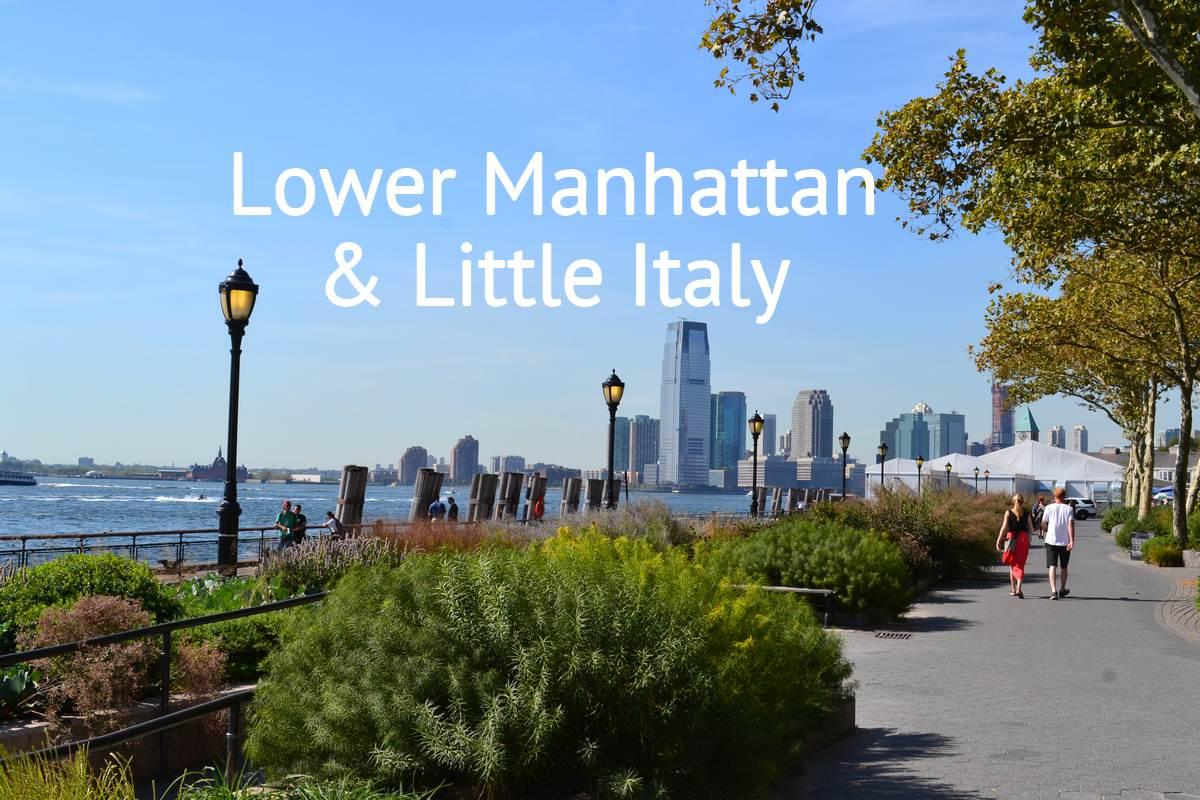 Balde Lower Manhattan à Little Italy