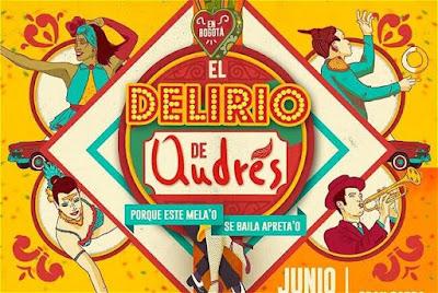 EL DELIRIO DE ANDRES (FIESTA – SHOW)