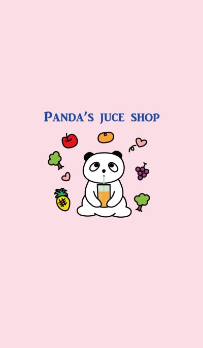 Panda juice shop Revised version
