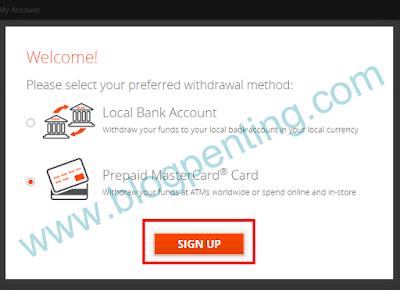 Membuat Kartu Kredit Gratis