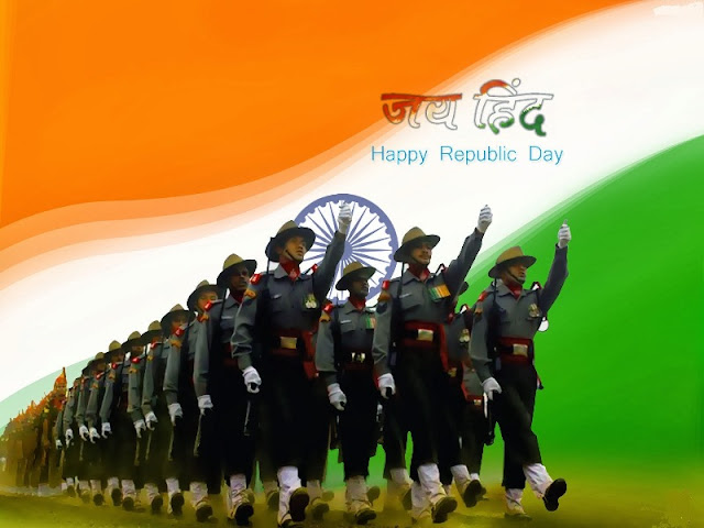 Republic Day essay school college students Whatsapp Status DP Images Facebook Hike Sticker Timeline
