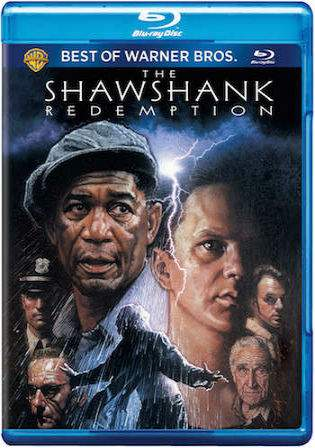 The Shawshank Redemption 1994 BluRay Hindi 450MB Dual Audio 480p