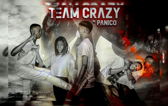 Team Crazy Feat. Elizandra - Pânico Na Banda