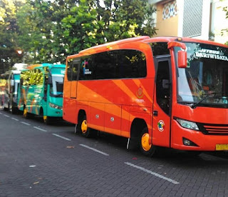 sewa bus Jogja Tujuan Bali
