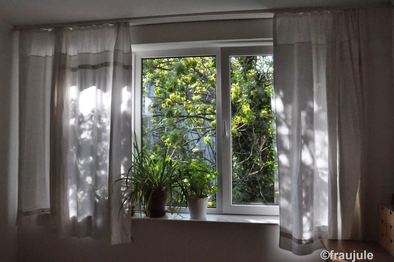 DIY or die Neue Gardinen frs Schlafzimmer