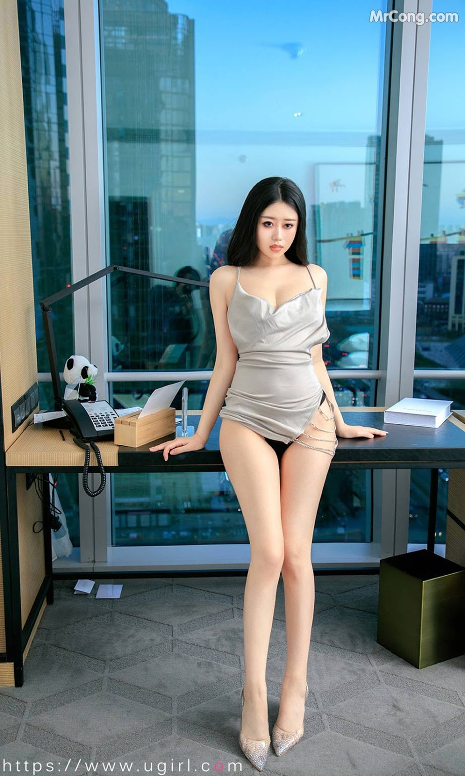 UGIRLS – Ai You Wu App No.1705: 董小姐poppy (35P)