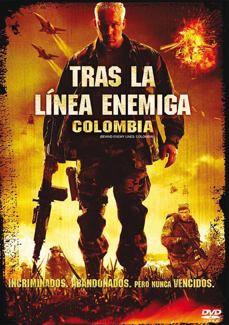 Ver Tras la línea enemiga: Colombia (2009) Online