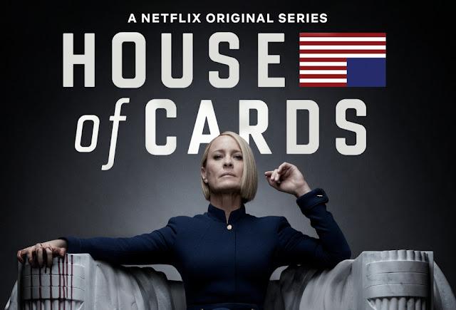 House of Cards, sixth season, Netflix, Robin Wright
