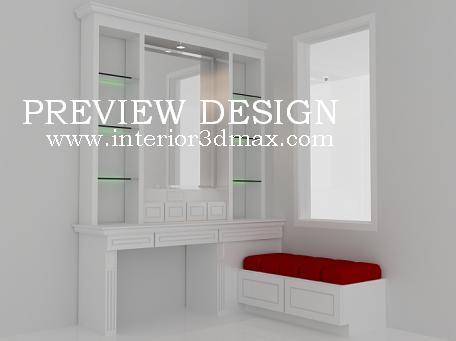 Kami Sudah Terbiasa Membuat Desain Interior Meja Rias Minimalis Modern Dan Klasik Dengan Segala Konsep Secara Online Berpengalaman