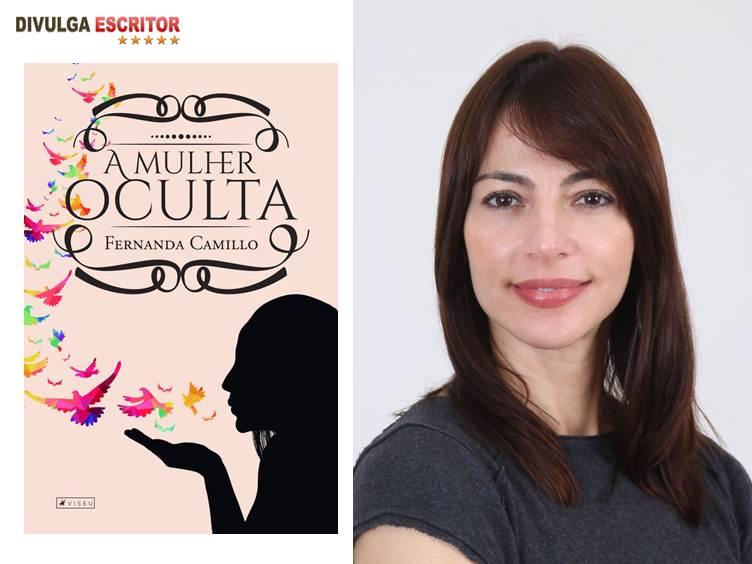 424bff0d27 News Literária - Entrevista  Fernanda Camillo destaque literário Divulga  Escritor - Autora de diversos contos apresenta seu primeiro romance  A  Mulher ...