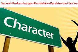 Sejarah Perkembangan Pendidikan Karakter dari Era Yunani, Era Romawi hingga Indonesia