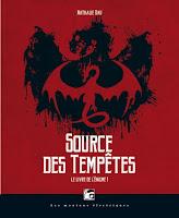 couverture du livre Source des tempêtes de Nathalie Dau