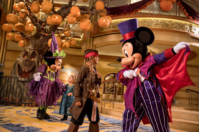 Disney Halloween Fun Fest At Sea On Select Disney Magic September and October Cruises
