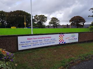 Onchan Pleasure Park on the Isle of Man