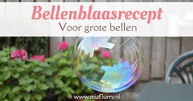 mega bellenblaas