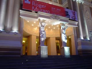 Opera. Saigon (Vietnam)