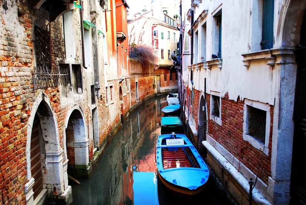 Erik+Larson - Guia de turismo em Veneza
