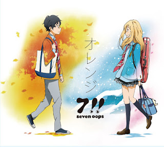7!! - Orange   Your Lie in April Ending Theme Song