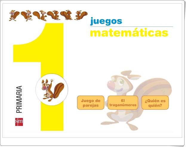 """""""Juega con Rasi"""" (Juegos matemáticos de 1º de Primaria)"""