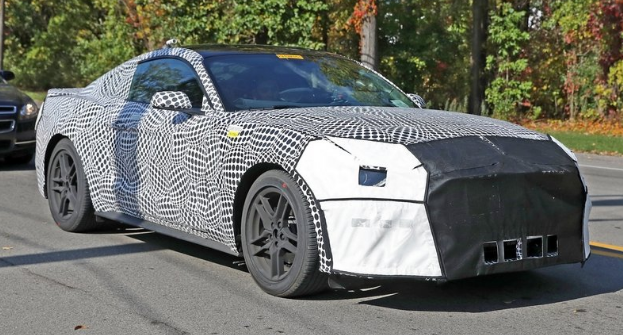 2018 Ford Mustang Reviews, Redesign Interior, Exterior, Engine Power, Rumor, Price, Release Date (Spy Photo)