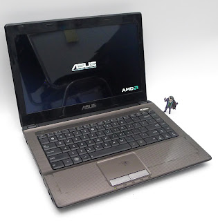 Laptop ASUS X43BY Bekas Di Malang