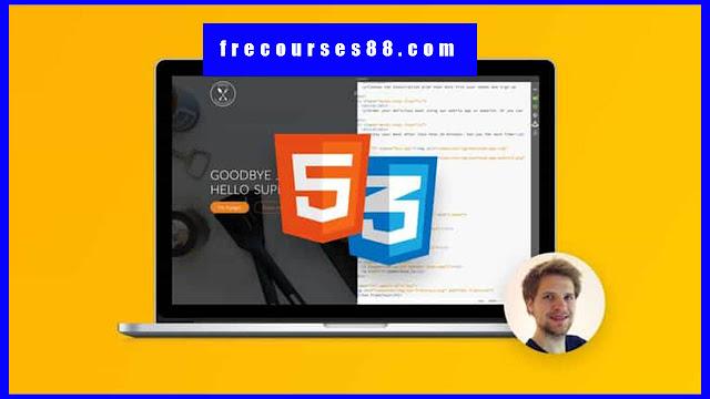 قم ببناء مواقع الويب الواقعية المستجيبة باستخدام HTML5 و CSS3