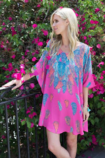 Nicky Hilton x Tolani Fashion