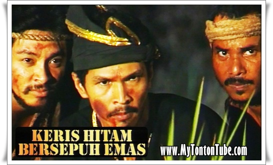 Drama Keris Hitam Bersepuh Emas (2016) TV1 - Full Episode
