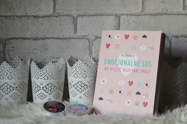 Książka na październik: Emocjonalne S.O.S - jak uleczyć negatywne emocje.
