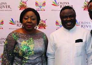 River State Gov. Gov Ben Ayade Allegedly Seized Back Car He Gifted Senator Florence Ita-Giwa