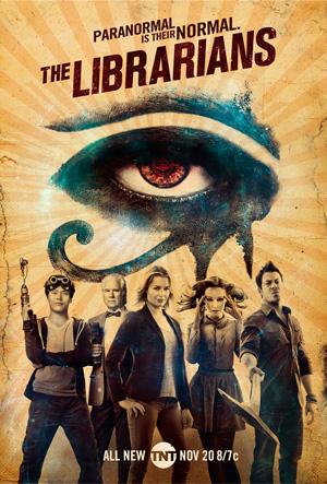 Ballerina Neena: The Librarians Season 3 Episode 6