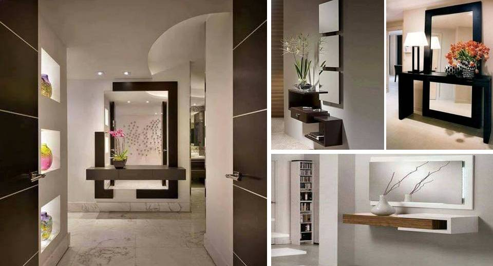 Modern Interior Entrance Designs That Will Make Your Guests Feel