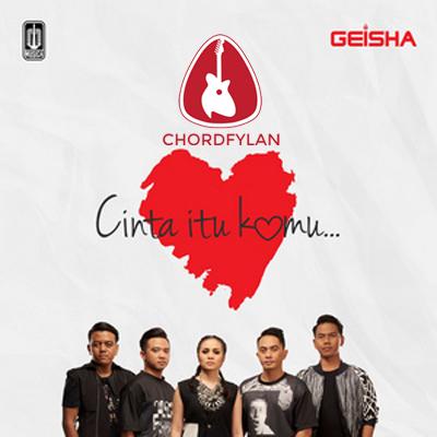 Lirik dan Chord Kunci Gitar Cinta Itu Kamu - Geisha