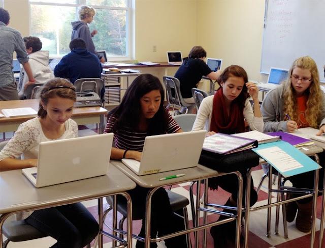 Laptop az iskolai oktatásban
