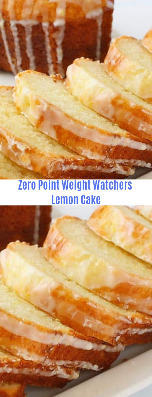 Zero point Weight Watchers Lemon Cake