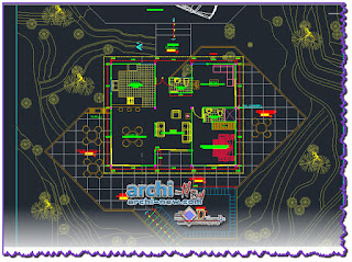download-autocad-cad-dwg-file-unifamily-housing-development-fibrablock