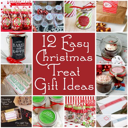 Farm House Sisters: 12 Easy Christmas Treat Gift Ideas