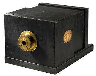 Kamera Daguerreotype