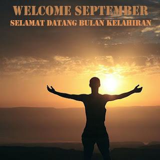 selamat datang september bulan kelahiran